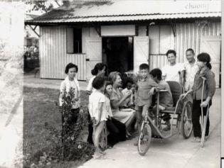 1967 Supporting civilians Vietnam War
