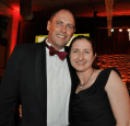 Peter Yates and Emma Thomas