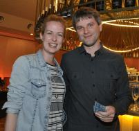 Shivorne Heanu and James Johnston