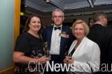 Jackie and Gavin Turnbull and Rhonda Davies