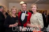 Leigh Wilton, Bernard and Kath Richards