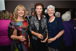 Anne O'Neill, Patsy Sheales and Frances Heaney