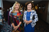 Anne O'Neill and Collette Mackay