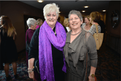 Di Summerhayes and Gail Lubbock