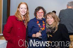 Elise Perry, Raphaela Thynne and Phoebe Richards