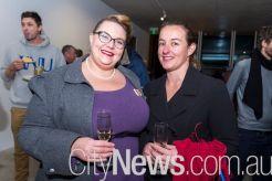 Karyn Tisdell and Lisa Bambic