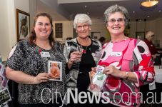 Nadene Edwards, Ann Knowler and Kathy Edwards
