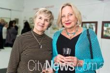 Gill Mail and Antonia Lehn