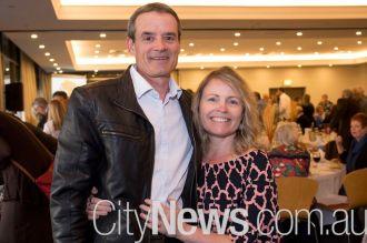 Brett and Christine Hayter