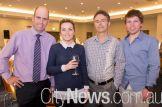 Matt Napier, Jess and Malcolm Scott and Sam Jensen