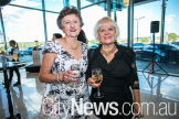 Catherine Bandle and Marilyn Fenner