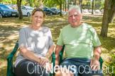 Debbie and Bill Phelan