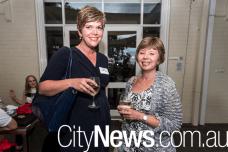 Ingrid Tomanovits and Lesley Harris