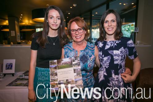 Kellie Highet, Jennifer Nagy (author) and Tara Highet