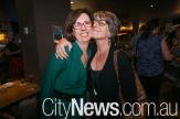 Liz Tilley and Barbara Walsh