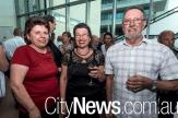 Mari Mulcahy, Lina Zielinski and Tim Mulcahy