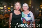 Tania Evans and Diana Evans