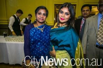 Afsana Shahin and Sonia Salma
