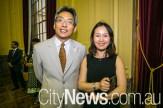Cai Wei and Tilly Tan