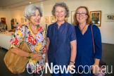 Deborah Metz, Diana Stewart and Barbara Crowden