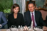Nancy Donoso de Salazar and His Excellency Mr Juan Salazar Sancisi