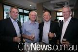 Paul Walshe, David Harper, John Mackay and Michael Kelly
