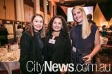 Tara Hawley, Caroline Reid and Chloë Spackman