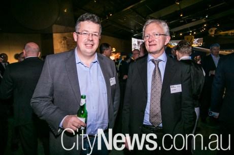 David Edwards and John Alderson