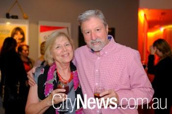 Jane Freebry and Scott Kennis