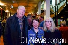 Peter Robinson, Sheridan Burnett and Dale Middleby