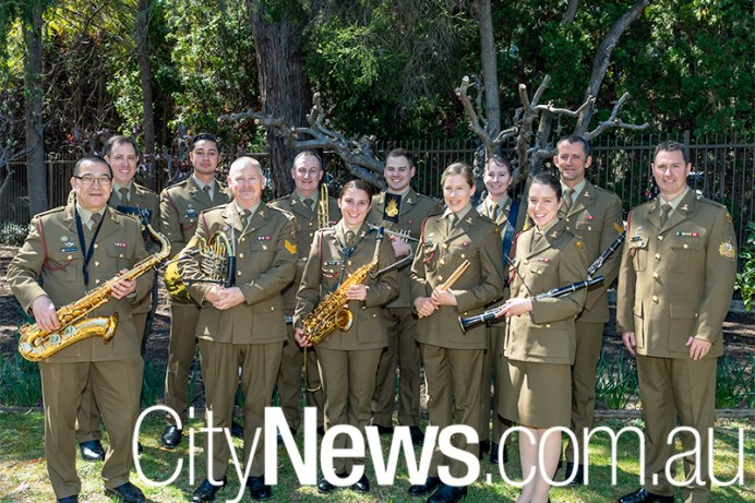 Band of the Royal Military College - Duntroon