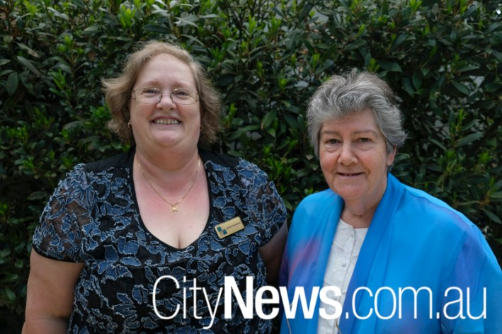 Janette Humphrey and Janetta McRae