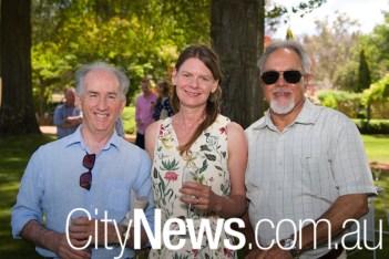 John Brannan, Karissa Preuss and Wally Bell