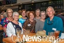 Wynette Balfor, Margaret Ritchie, Debbie Kennedy, Margaret Jones, Gayney Marks, Di Ross and Col Jones