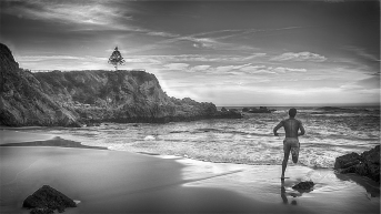 One Tree beach. Photo: Heide Smith