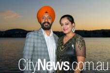 Gurvinder and Sweezy Singh