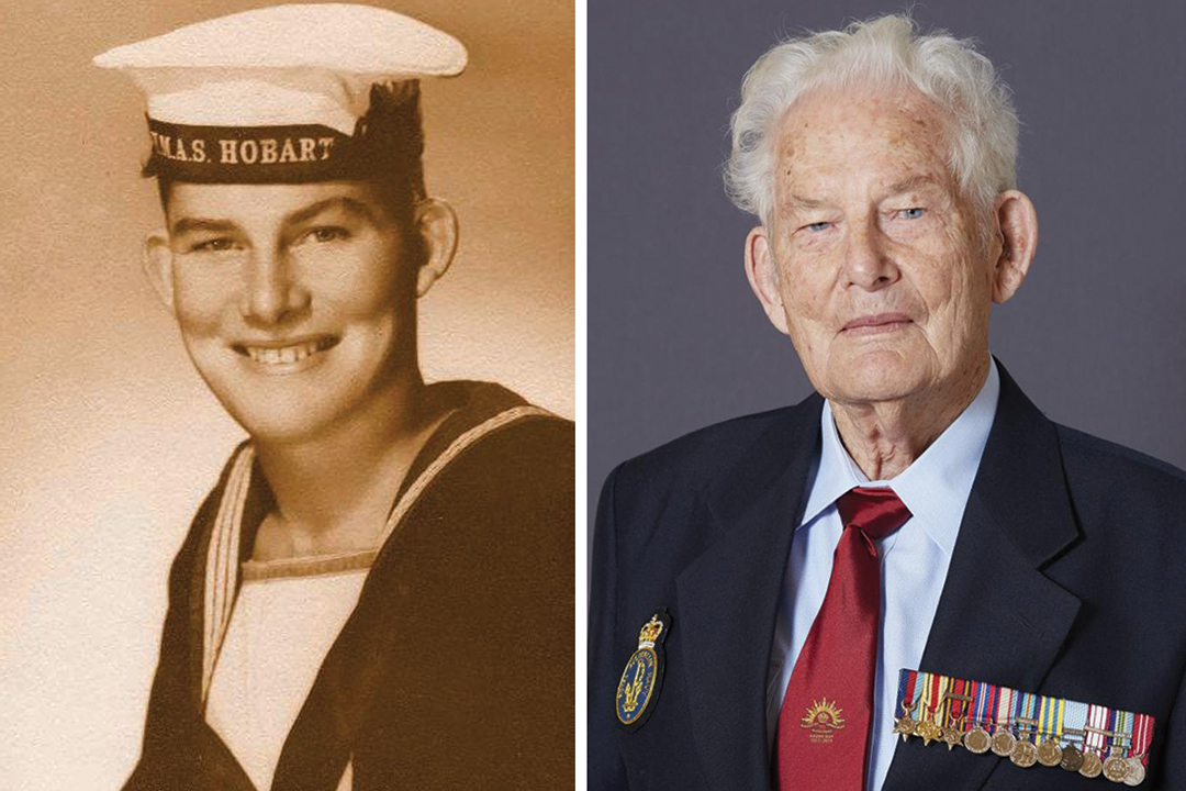 Hero cheers on war as the best years of his life