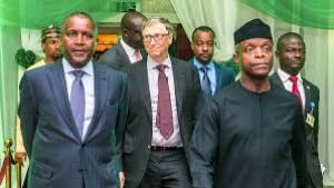 Bill Gates tells Nigerian leaders to 'face facts' so they can make progress - CNN