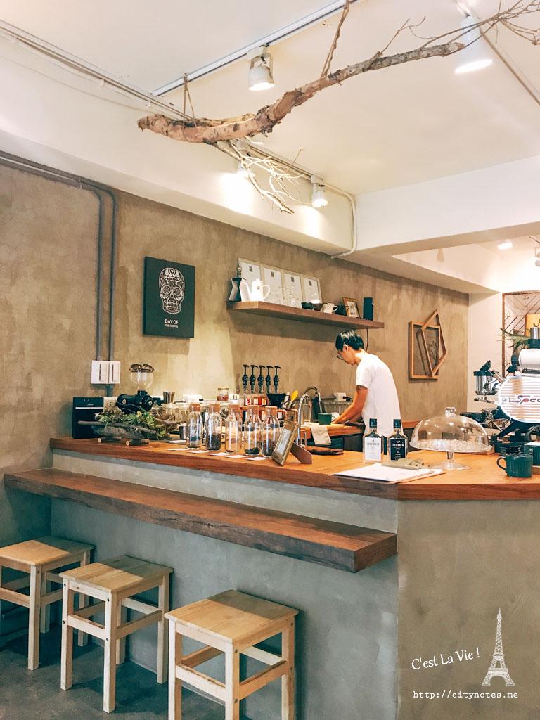 松山咖啡 暫停咖啡 PAUSE coffee 巷弄咖啡是王道 - 城市。食畫誌