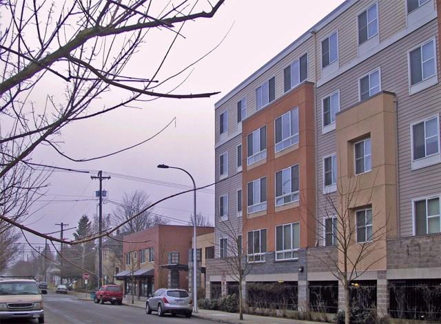 An affordable housing development in Portland, OR. Credit: Brett VA, Flickr