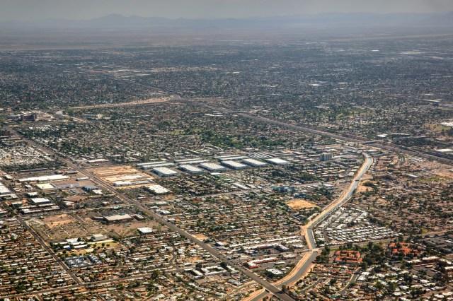 Phoenix: land of benevolent developers? Credit: Lee Ruk, Flickr