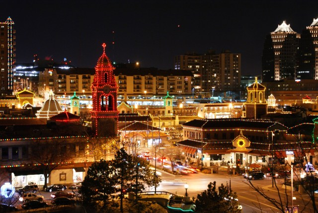The Plaza in Kansas City. Credit: chocolatsombre, Flickr