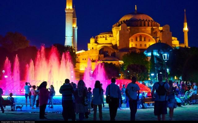 A Turkey city. Credit: Moyan Brenn, Flickr