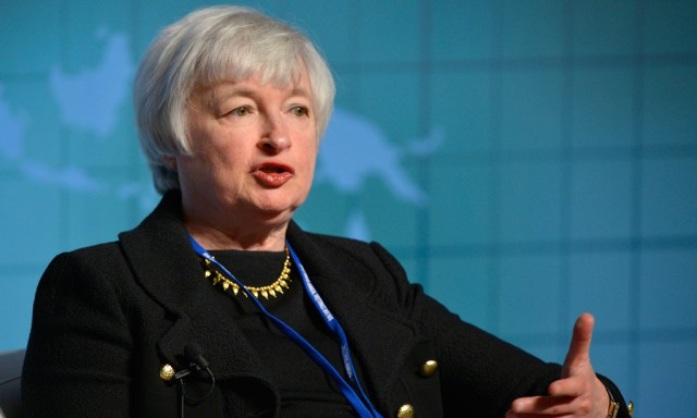 Janet Yellen, Chair of the Federal Reserve. Credit: Day Donaldson, Flickr