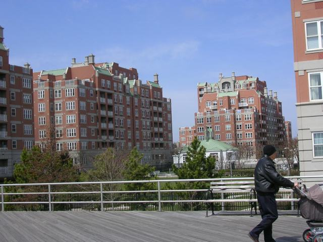 For example, these apartments. Credit: Michael Coghlan, Flickr
