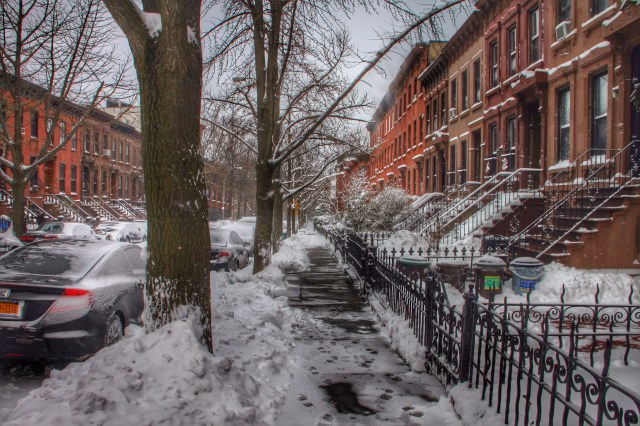 Park Slope, Brooklyn is not expensive because of new luxury condo developments. Credit: Anthony Viviano, Flickr