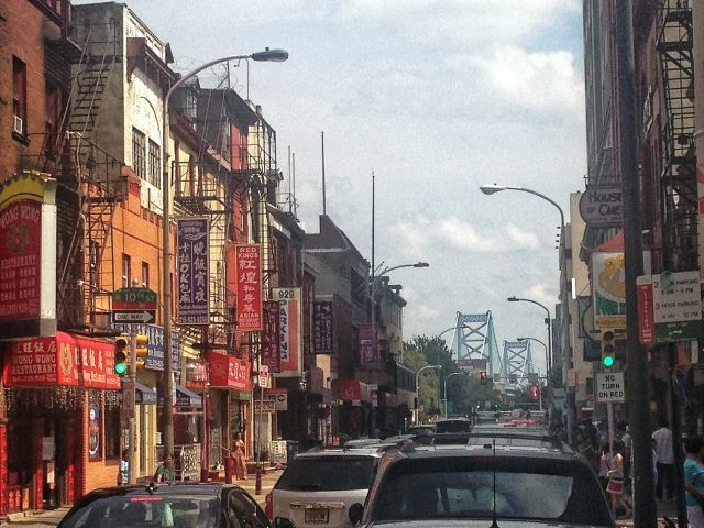 Philadelphia's Chinatown. Credit: Mumu Matryoshka, Flickr