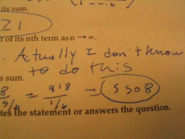 Bad at math (Flickr: atttercop311)