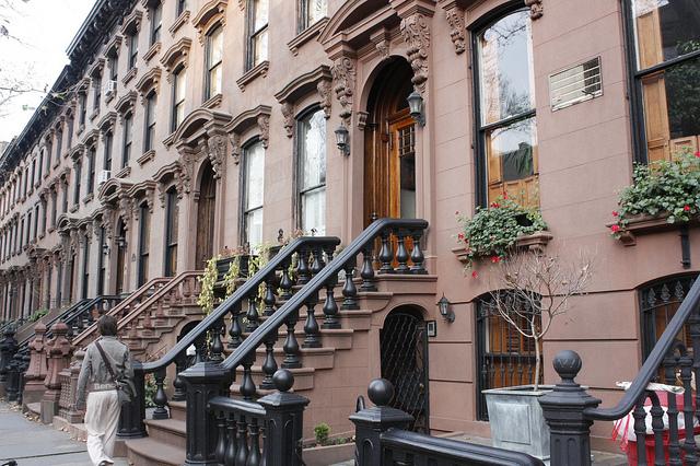 The elusive New York apartment (Flickr: Sharona Gott)