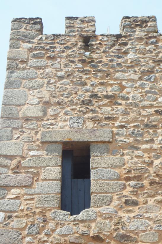 kings templar cross castle of almourol